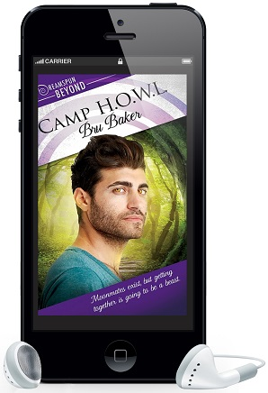 Camp H.O.W.L by Bru Baker ~ Audio Review