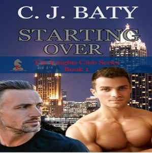 Starting Over by C.J. Baty Blog Tour & Giveaway!