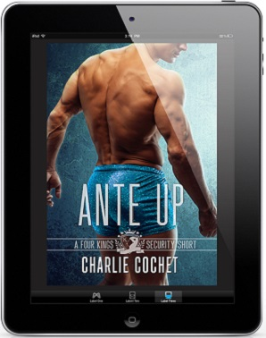 Ante Up by Charlie Cochet *Free Story*