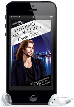Finding Mr Wrong by Charlie Cochet ~ Audio Review