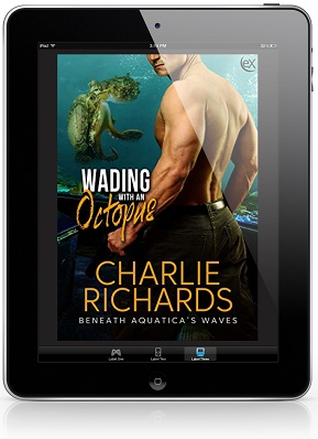 Wading with an Octopus by Charlie Richards
