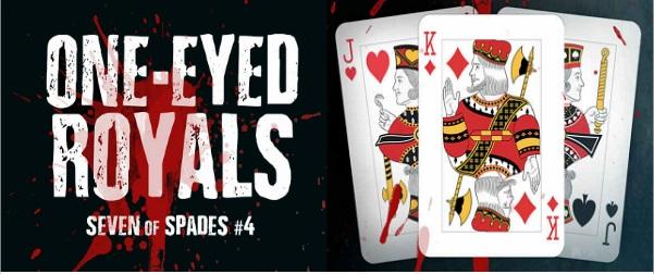One-Eyed Royals by Cordelia Kingsbridge Blog Tour, Excerpt & Giveaway!