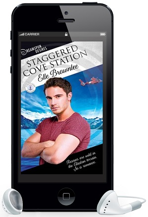 Staggered Cove Station by Elle Brownlee ~ Audio Review