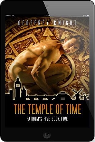 The Temple of Time by Geoffrey Knight