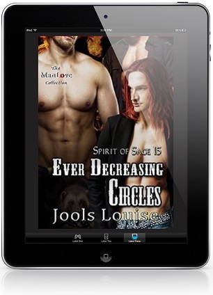 Ever Decreasing Circles by Jools Louise
