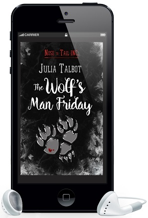 The Wolf's Man Friday by Julia Talbot ~ Audio Review