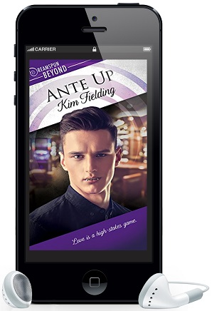 Ante Up by Kim Fielding ~ Audio Review