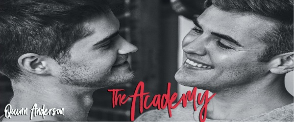 The Academy by Quinn Anderson Blog Tour, Exclusive Excerpt & Giveaway!