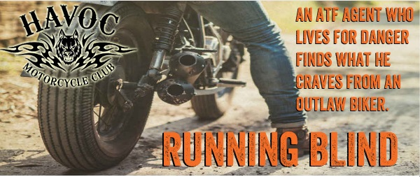Running Blind by S.E. Jakes Blog Tour, Excerpt & Giveaway!