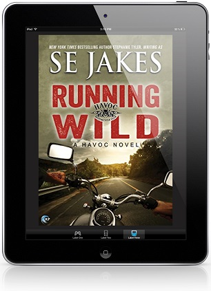 Running Wild by S.E. Jakes