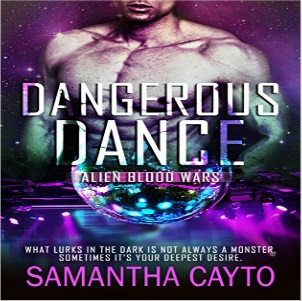 Dangerous Dance by Samantha Cayto