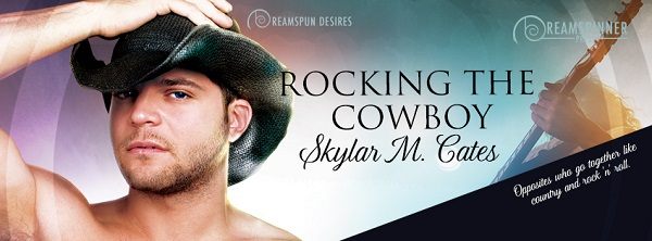 Rocking the Cowboy by Skylar M. Cates