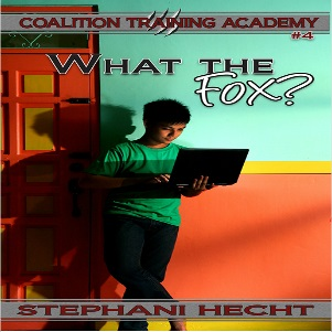 What the Fox? by Stephani Hecht
