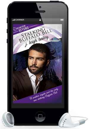 Stalking Buffalo Bill by j. leigh bailey ~ Audio Review