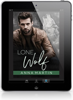 Lone Wolf by Anna Martin