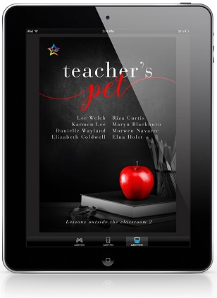 Teacher's Pet II Anthology Release Blast, Excerpt & Giveaway!