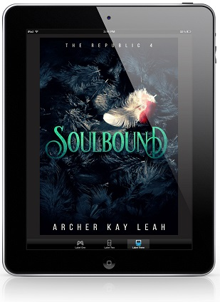 Soulbound by Archer Kay Leah Blog Tour, Exclusive Excerpt & Giveaway!