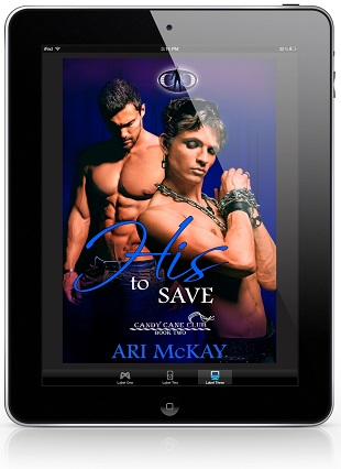 His To Save by Ari McKay Blog Tour, Excerpt & Giveaway!