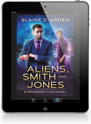 Aliens, Smith and Jones by Blaine D. Arden (2nd Edition) Dual Review