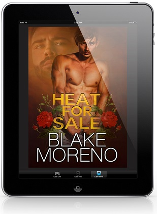 Heat For Sale by Blake Moreno Blog Tour, Guest Post, Excerpt & Giveaway!