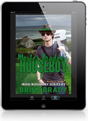 Master Braden's Houseboy by Brina Brady Book Blast & Giveaway!