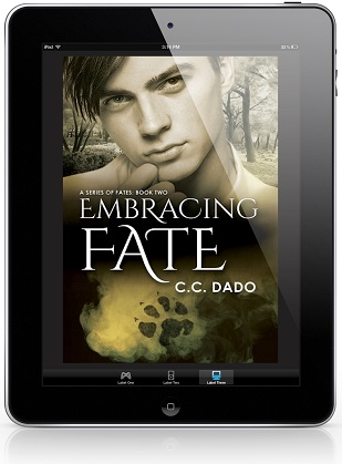 Embracing Fate by C.C. Dado