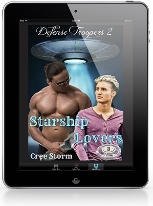 Starship Lovers by Cree Storm