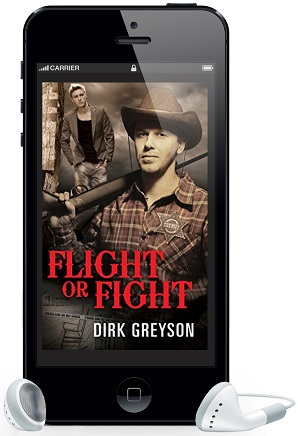 Fight or Flight by Dirk Greyson ~ Audio Review