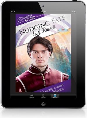 Nudging Fate by E.J. Russell