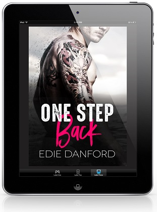 One Step Back by Edie Danford Release Blast, Excerpt & Giveaway!
