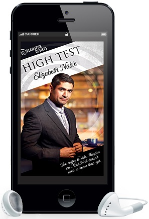 High Test by Elizabeth Noble ~ Audio Review