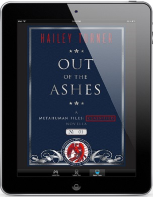 Out of the Ashes by Hailey Turner