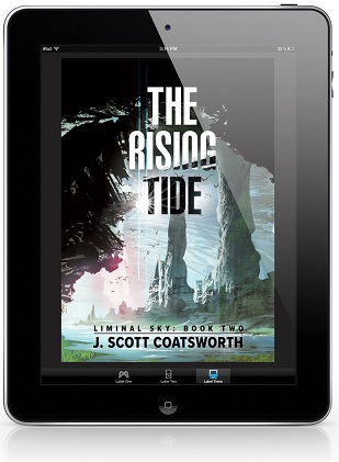 The Rising Tide by J. Scott Coatsworth Blog Tour, Exclusive Excerpt, Review & Giveaway!