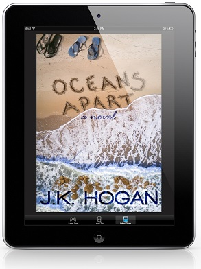 Oceans Apart by J.K. Hogan Release Blast & Excerpt!