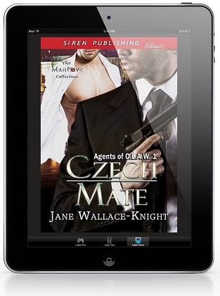 Czech Mate by Jane Wallace Knight