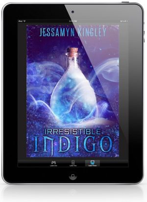 Irresistible Indigo by Jessamyn Kingley