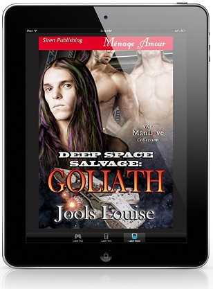 Goliath by Jools Louise