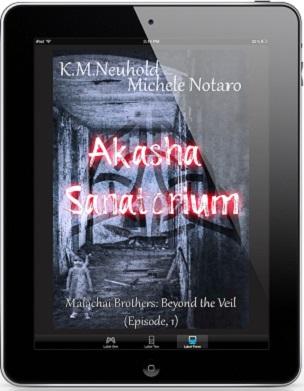 Akasha Sanatorium by K.M. Neuhold & Michele Notaro