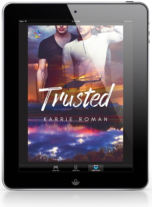Trusted by Karrie Roman Release Blast, Excerpt & Giveaway!