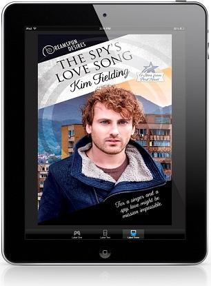 The Spy's Love Song by Kim Fielding