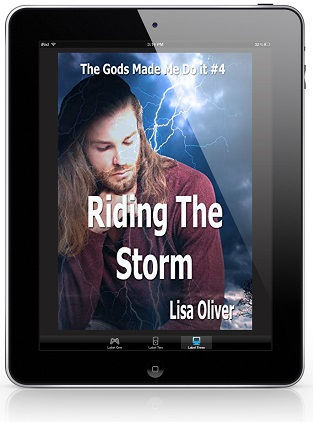 Riding The Storm by Lisa Oliver