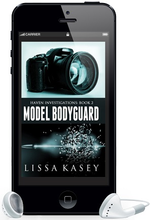 Model Bodyguard by Lissa Kasey ~ Audio Review