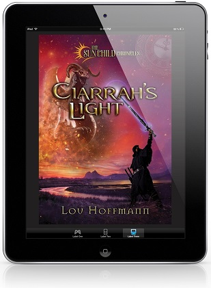 Ciarrah's Light by Lou Hoffmann