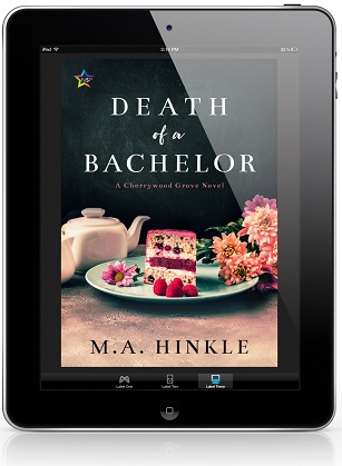 Death of a Bachelor by M.A. Hinkle Release Blast, Excerpt & Giveaway!