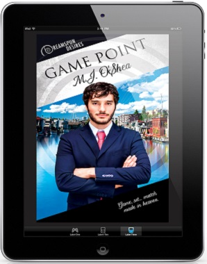 Game Point by M.J. O'Shea
