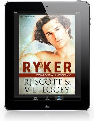Ryker by R.J. Scott & V.L. Locey Blog Tour, Excerpt & Giveaway!
