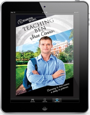 Teaching Ben by Shae Connor