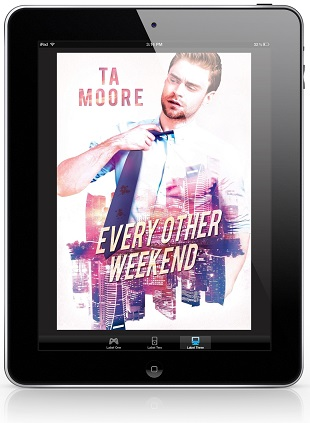Every Other Weekend by T.A. Moore Blog Tour, Guest Post, Excerpt & Giveaway!