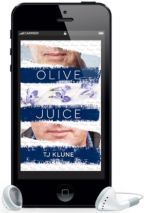Olive Juice by T.J. Klune ~ Audio Review