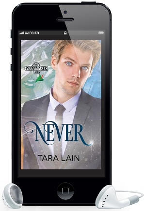 Never by Tara Lain ~ Audio Review